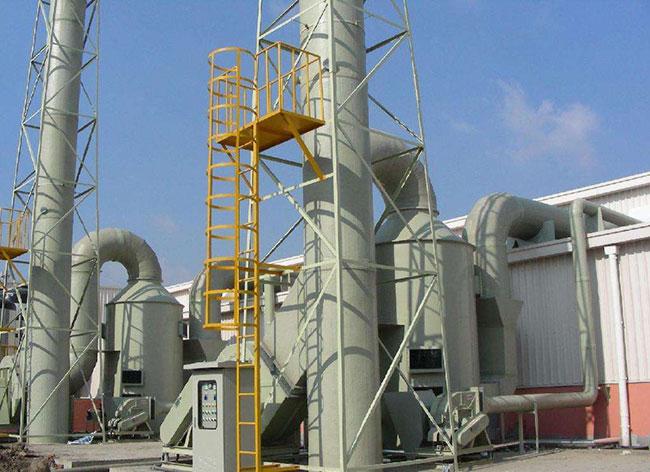 山西海泰化工污水处理厂有机废气处理工程