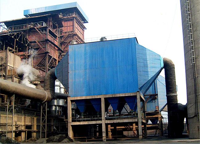 东营西水集团除尘器改造工程