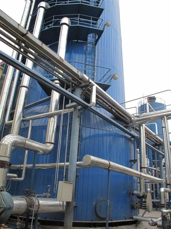 东营西水脱硫工程