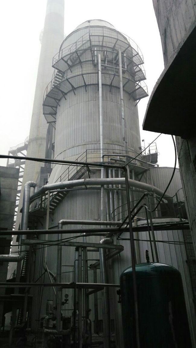 高唐热电厂脱硫工程