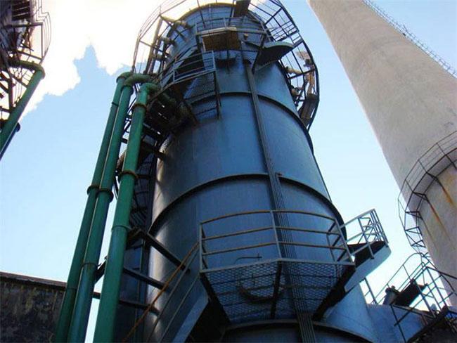 济南领秀城热源厂脱硫工程