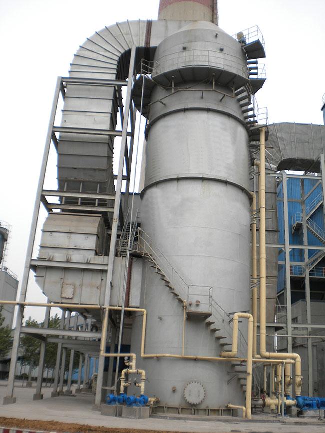 济阳兴阳脱硫工程