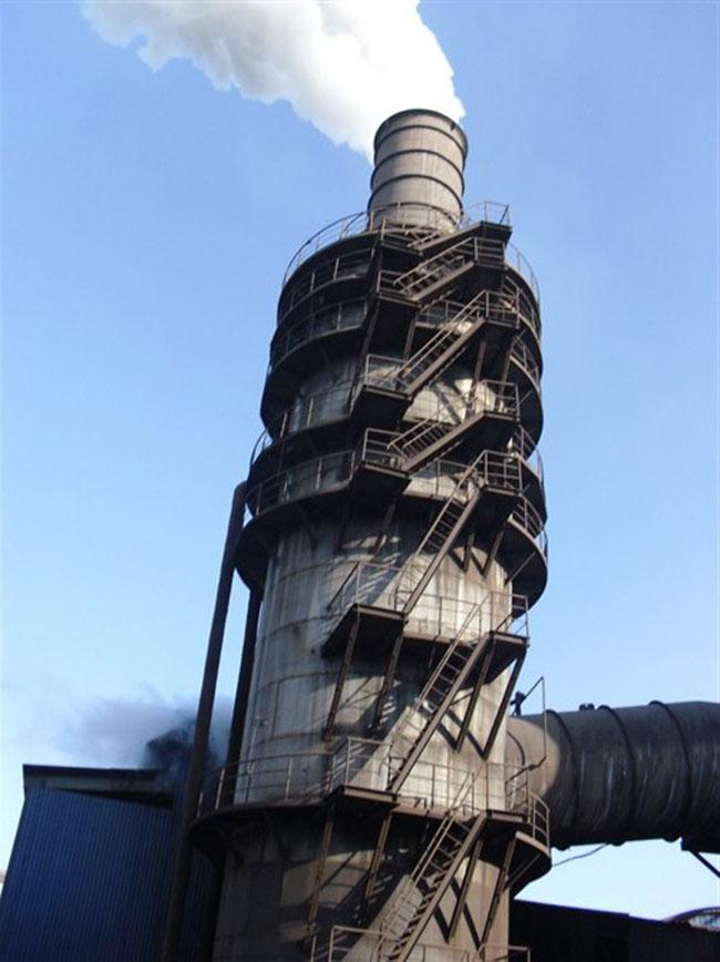 迁安轧一钢铁脱硫工程