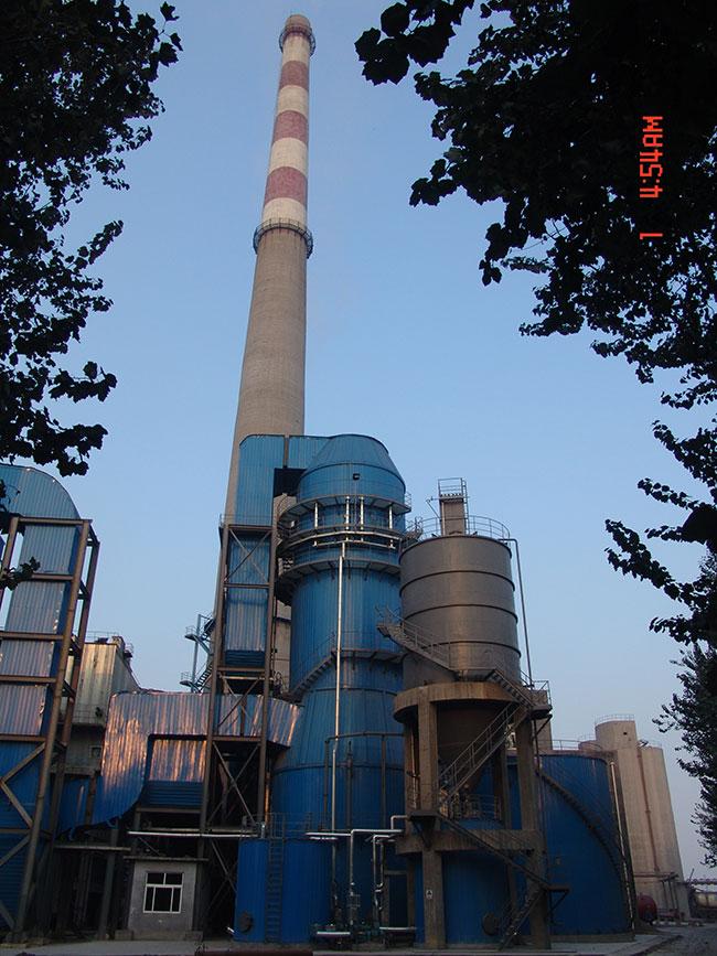 盛和热能脱硫工程