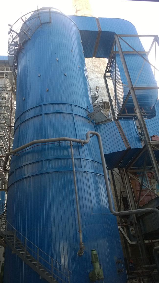烟台丛林热电脱硫工程